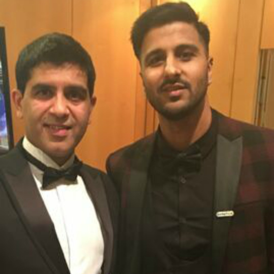 Sporting Equals joins forces with Brit-Asian Music Icon, PBN