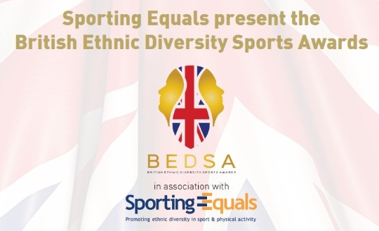 British Ethnic Minority Sports Diversity Awards 2018