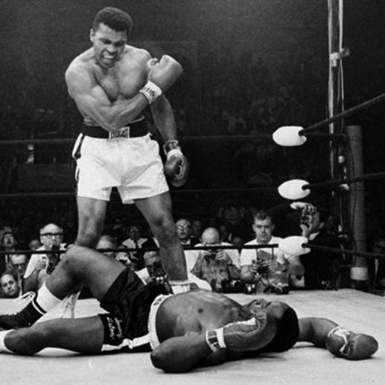 How Ali shook the world