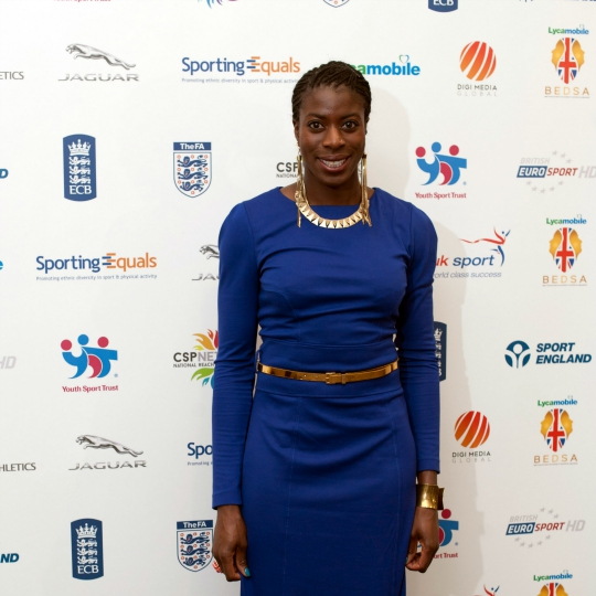 Christine Ohuruogu launches Lycamobile British Ethnic Diversity Sports Awards in Black History Month