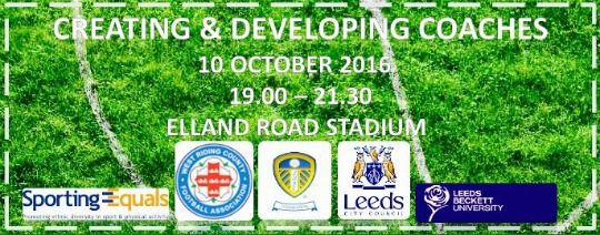 Creating and Developing Coaches Event
