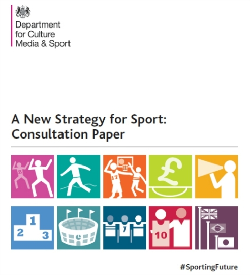 A New Strategy For Sport: Consultation