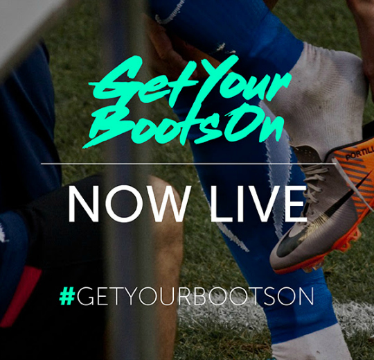 Birmingham FA launches Get Your Boots On