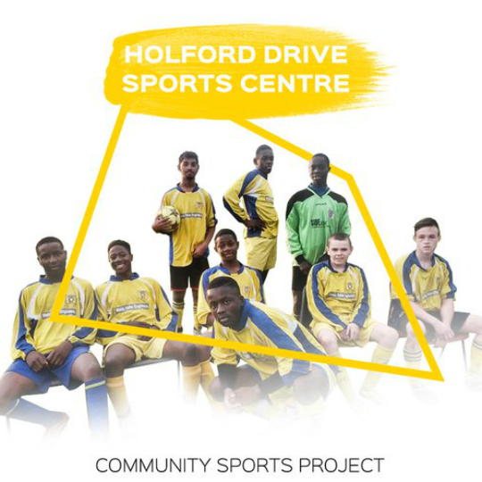 Holford drive Community Sports Hub wins Queen's Award