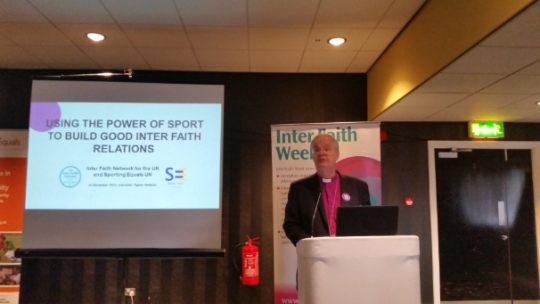 Sporting Equals and Interfaith Network Symposium