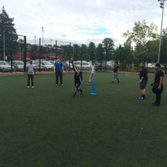 London Region: Developing cricket within BME communities