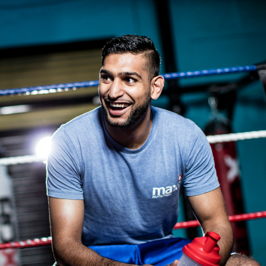 Amir Khan on observing Ramadan