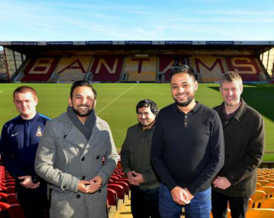 Bangla Bantams on the map with community day