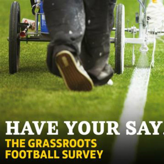 The FA's 2016 Grassroots Football Survey