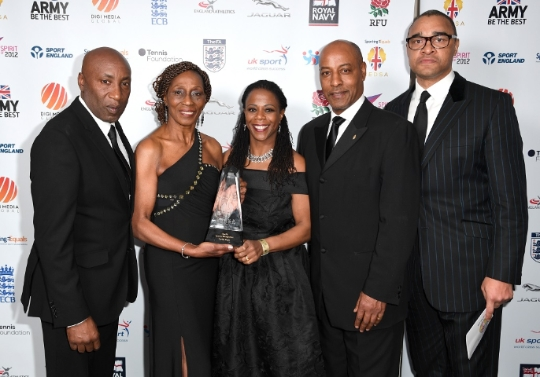 2018 British Ethnic Diversity Sports Awards (BEDSA)