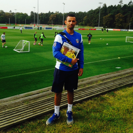 Spotlight: Football Coach - Raj Noor talks coaching...
