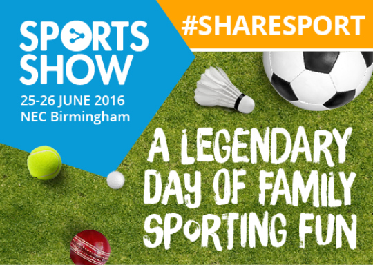 Sporting Equals join Sport Show 2016