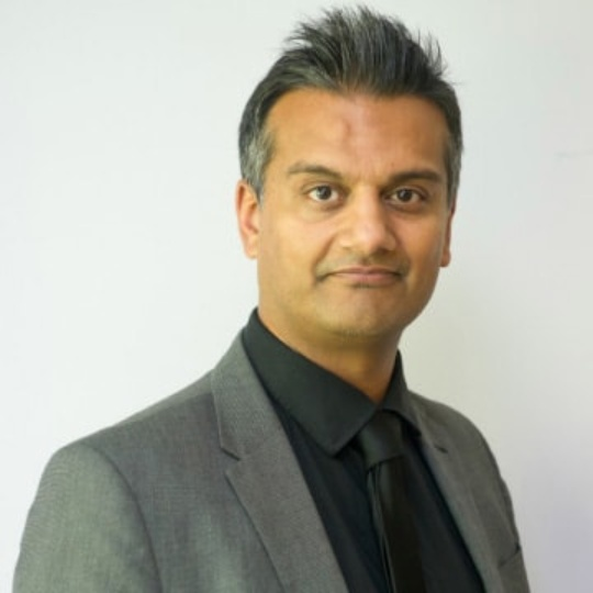 Nik Trivedi - Director of Development